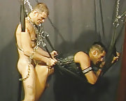 Horny gay bears max grand and eric woods make out